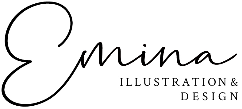 emina illustration